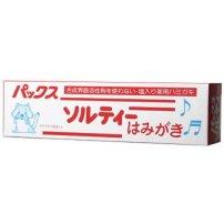 【太阳油脂】PAX SALTY牌  牙膏 80g