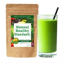 Natural Healthy Standard 酵素青汁纤体代餐 芒果味