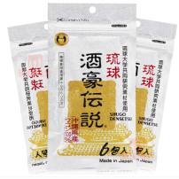日本冲绳  琉球酒豪传说    6包*3