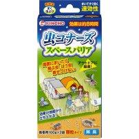 日本原装进口金鸟室外用驱蚊防虫颗粒100gX2袋
