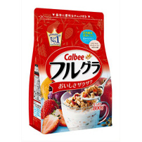 卡乐比麦片日本进口Calbee冲饮燕麦片