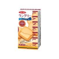 日本进口饼干LANGULY伊藤云呢拿巧克力味夹心饼干下午茶点心