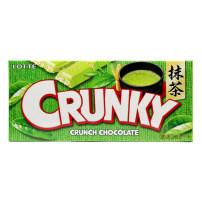 CRUNKY脆脆香巧克力抹茶味 巧克力制品