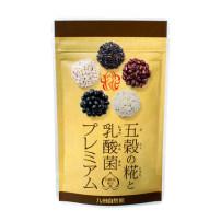 日本直邮牌九州自然馆五谷乳酸菌肠道健康 93粒