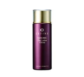 日本美容院线品牌 CEFINE圣菲诺 NANOMIC系列 纳米速效配方 活性化抗衰老 57种美容液成分高机能化妆水 120mL